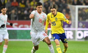 Hasil Pertandingan Swedia vs Spanyol: Skor 1-1