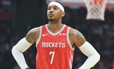 Komentar Carmelo Anthony Usai Jalani Debut dengan Blazers
