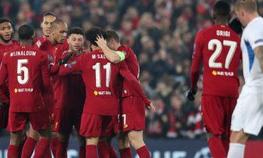 Hasil Pertandingan Liverpool vs KRC Genk: Skor 2-1