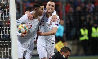 Hasil Pertandingan Luksemburg vs Portugal: Skor 0-2