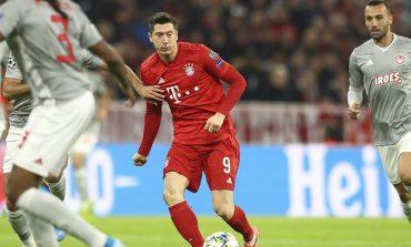 Man of the Match Bayern Munchen vs Olympiakos: Robert Lewandowski