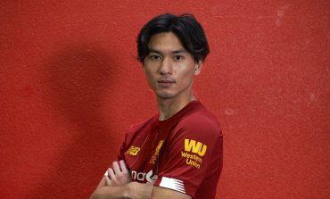 Takumi Minamino Siap Bersaing Dengan Mohamed Salah Dan Sadio Mane
