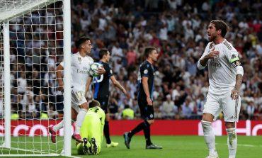 Hadapi Brugge, Real Madrid Tanpa Sergio Ramos