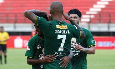 David da Silva Anggap 2 Golnya ke Gawang Arema Tak Istimewa