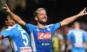 Manchester United Berpeluang Dapatkan Penyerang Napoli