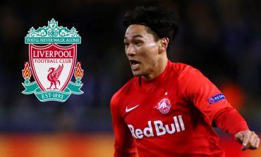 Liverpool Umumkan Transfer Takumi Minamino