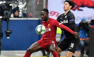 Man of the Match Salzburg vs Liverpool: Naby Keita