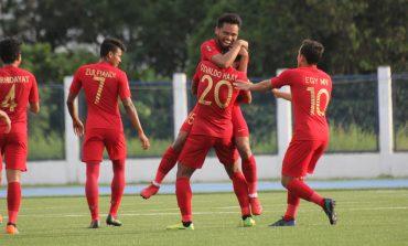 Semifinal SEA Games 2019: Myanmar Bakal Tampil Lepas Hadapi Timnas Indonesia
