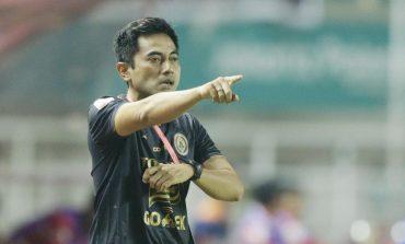 Seto Nurdiyantoro Doakan PSS Sukses dengan Eduardo Perez