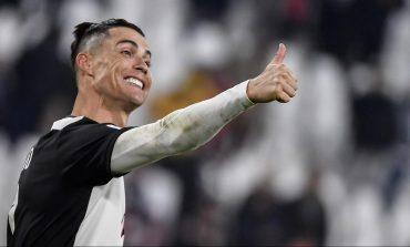 Cristiano Ronaldo Menggebrak 2020, Ukir 2 Rekor di Awal Tahun
