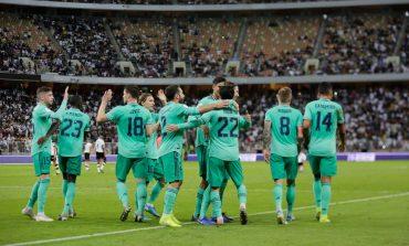 Eksperimen Zidane Loloskan Madrid ke Final Piala Super Spanyol