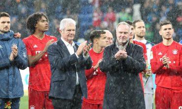 Momen Tak Lazim pada Laga Bayern Munchen vs Hoffenheim