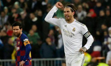 Ramos Buka Rahasia Sukses Real Madrid Gulung Barcelona