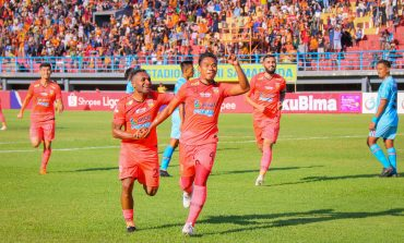 Borneo FC Bungkam Persela, 3 Pemain Lokal Unjuk Gigi