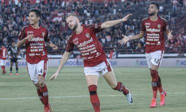 2 Gol Melvin Platje Antar Bali United Menang Atas Madura United