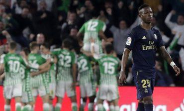 Hasil Pertandingan Real Betis vs Real Madrid: Skor 2-1