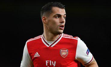 Dapat Tawaran Pindah, Granit Xhaka Pilih Setia bersama Arsenal