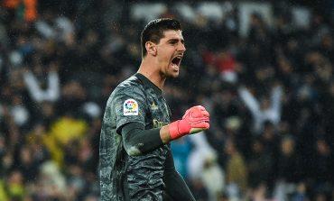 Thibaut Courtois Yakin Real Madrid Juara jika La Liga Dilanjutkan