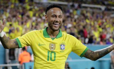 Demi Barcelona, Neymar Tolak Bonus Rp1,6 Triliun dari PSG