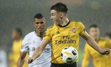 Arsenal Diyakini tak Bakal Lepas Tierney
