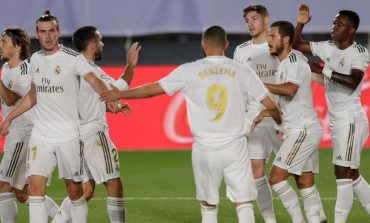 Hasil Pertandingan Real Madrid vs Real Mallorca: Skor 2-0