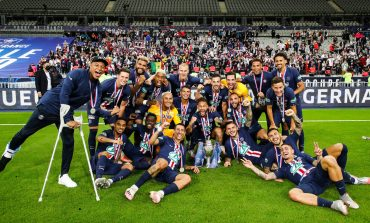 PSG vs Saint-Etienne: Gol Neymar Antar Les Parisiens Juara Piala Prancis