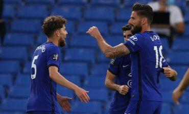 Tentukan Kemenangan Chelsea, Giroud: Seharusnya Bisa Lebih Banyak Gol