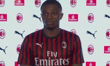 Bukan Serge Aurier, AC Milan Rekrut Pemain Muda Prancis
