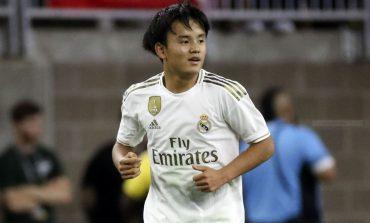 Real Madrid Kirim Takefusa Kubo ke Villarreal