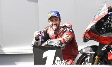 Menang GP Austria, Dovizioso Optimistis Bersaing Rebut Juara Dunia