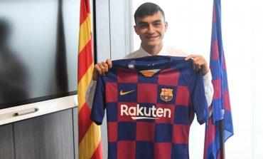 Barcelona Resmi Perkenalkan Titisan Andres Iniesta