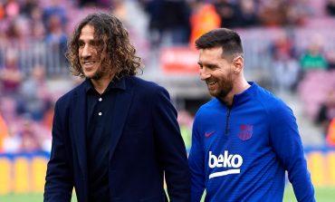 Carles Puyol Dukung Keputusan Lionel Messi Tinggalkan Barcelona