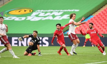 Takumi Minamino Bikin Gol untuk Liverpool, Klopp: Itu Momen Penting