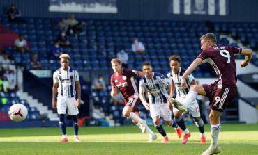 Leicester Permalukan West Brom, Jamie Vardy Cetak 2 Gol