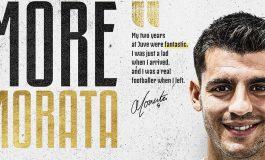 Ibarat Rumah, Juventus adalah Tempat Buat Alvaro Morata Kembali