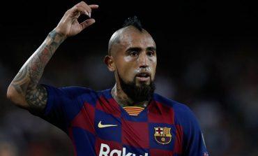 Arturo Vidal Latihan Bareng Barcelona, Batal ke Inter Milan?