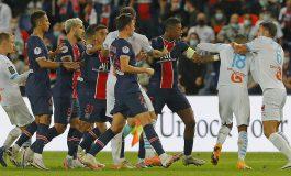 Kisruh di Laga PSG vs Marseille , Neymar: Saya Menyesal Tidak Jotos Wajahnya!