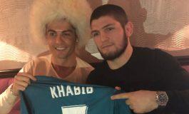 Didukung Cristiano Ronaldo, Begini Respons Khabib Nurmagomedov