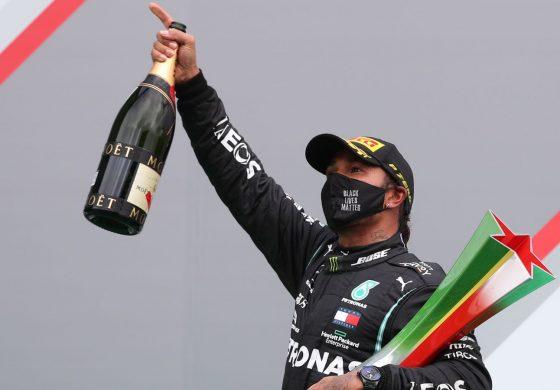 Juara F1 GP Portugal 2020, Hamilton Lewati Rekor Schumacher