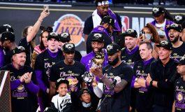 LA Lakers Juara NBA, Perayaan Kemenangan Berakhir Rusuh