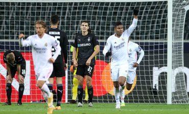 Monchengladbach vs Real Madrid: Casemiro Selamatkan Wajah Los Blancos