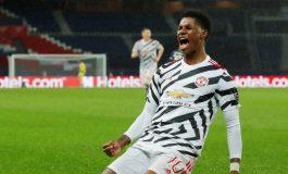 PSG vs MU: Gol Marcus Rashford Jadi Penentu Hasil Akhir