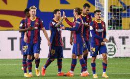 Prediksi Barcelona vs Ferencvaros: Tuan Rumah Enggan Fokus ke El Clasico