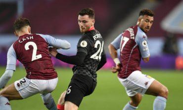 Liverpool Dibantai Aston Villa, Robertson: Ini Memalukan