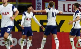 Hasil Pertandingan Burnley vs Tottenham: Skor 0-1