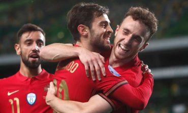 Hasil Pertandingan Portugal vs Swedia: Skor 3-0