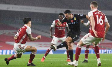 Arsenal vs Aston Villa: The Gunners Digasak The Villans 0-3