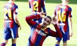 Barcelona vs Osasuna: Messi Bikin Gol, Los Cules Menang 4-0