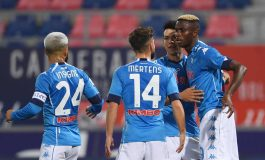 Bologna vs Napoli: Gol Osimhen Menangkan Il Partenopei
