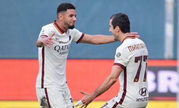 Genoa vs AS Roma: Tiga Gol Mkhitaryan Menangkan Giallorossi
